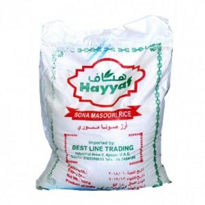 Hayyaf Sona Masoori