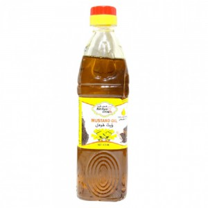Kitchen Crown Mustard Oil