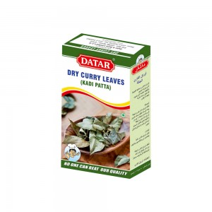 Datar Dry Curry Leaves