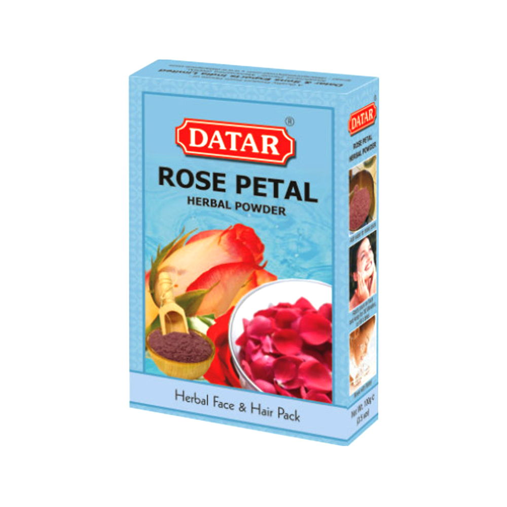 Datar Rose Petal Herbal Powder