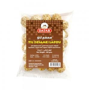 Datar Til (Sesame) Laddu