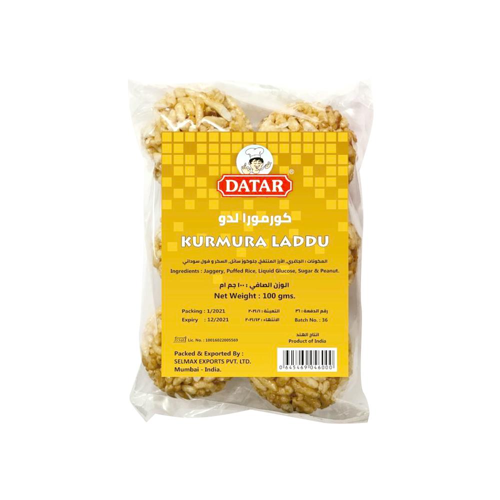 Datar Kurmura Laddu