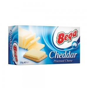 Bega Processed Cheddar Block Cheese