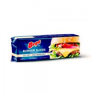 Bega Burger Coloured  Slice Cheese