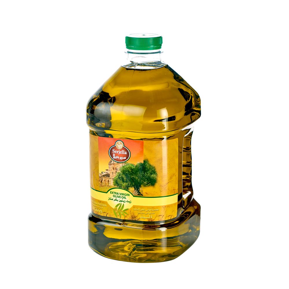 Serjella extra Virgin Olive Oil (Pet)