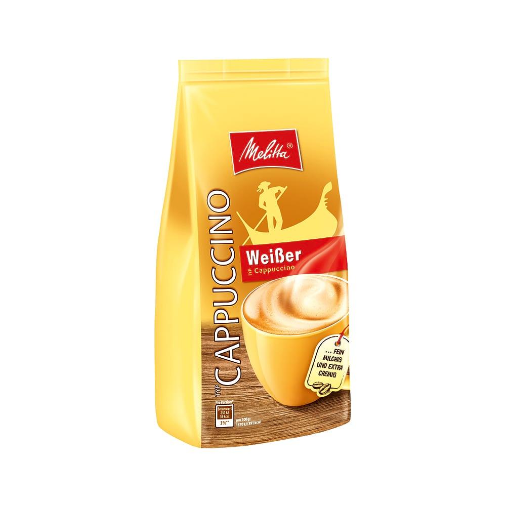Melitta White Cappuccino