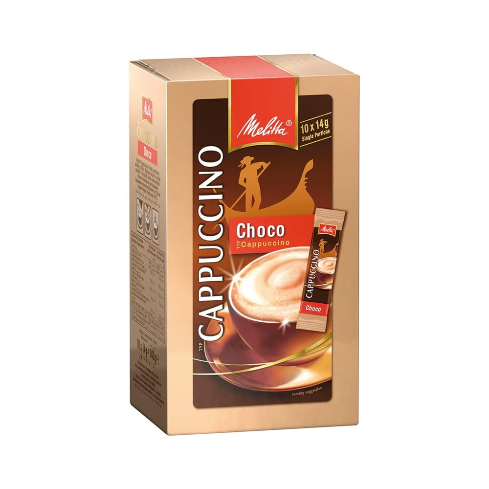 Melitta Cappuccino Choco Sticks
