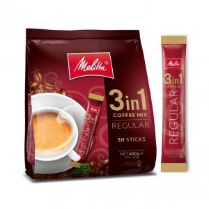 Melitta 3-In-1 Coffee Mix Regular