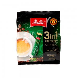Melitta 3-In-1 Coffee Mix Strong