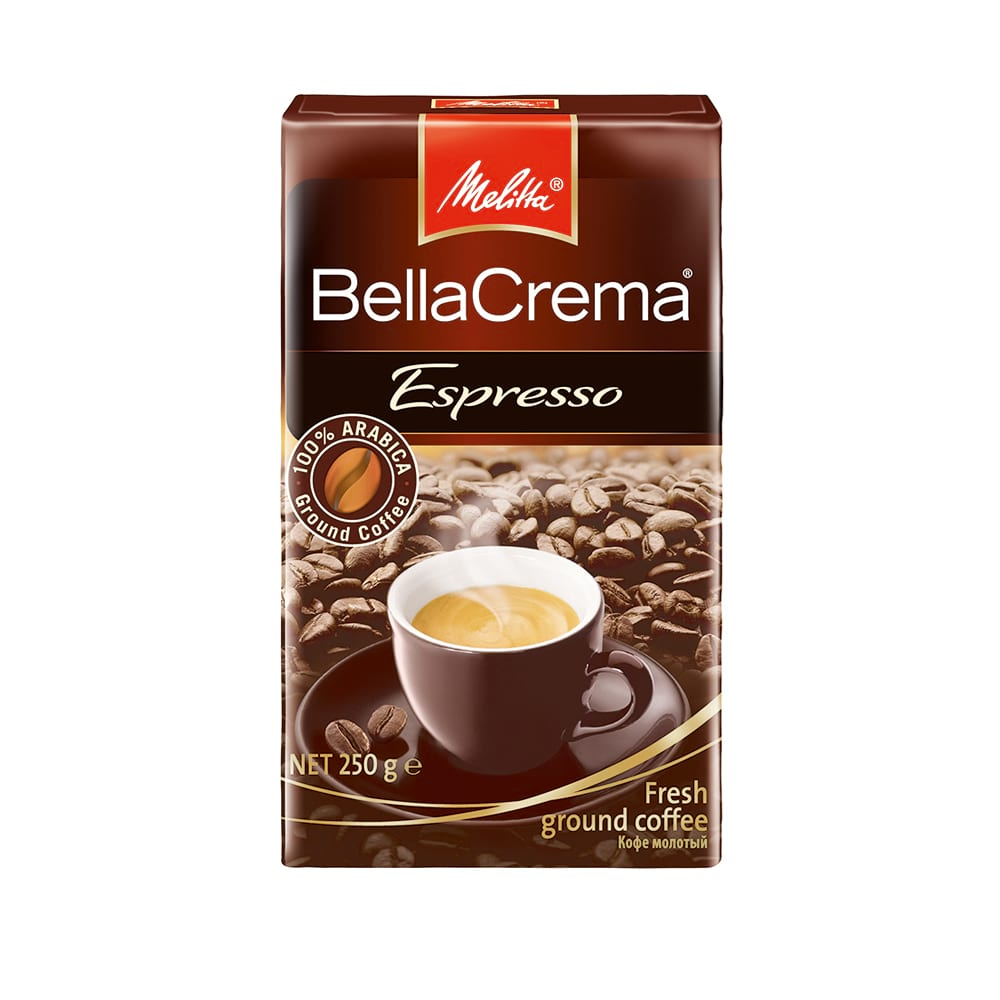 Melitta Espresso Ground Coffee