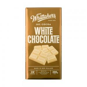 Whittakers White Chocolate Bar