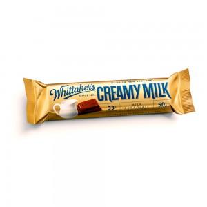 Whittakers Creamy Milk Chunks
