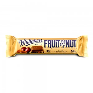 Whittakers Fruit & Nut Chunks