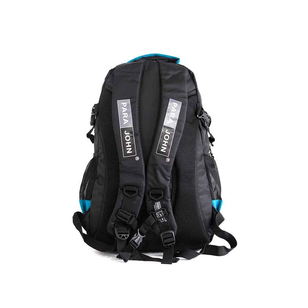 PARA JOHN Backpack for School, Travel & Work, 18''- PJSB6016A18-Blue