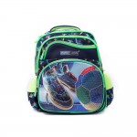 PARA JOHN Backpack for School, Travel & Work, 16''- PJSB6024A14-Green