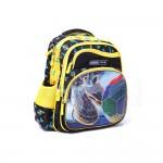 PARA JOHN Backpack for School, Travel & Work, 16''- PJSB6024A16-Yellow