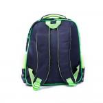 PARA JOHN Backpack for School, Travel & Work, 16''- PJSB6024A16-Green