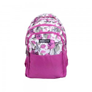 PARA JOHN Kids School Rucksack Bag, Backpack for School, 19 L- PJSB6054-Pink
