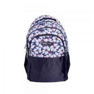 PARA JOHN Kids School Rucksack Bag, Backpack for School, 19 L- PJSB6054-Black