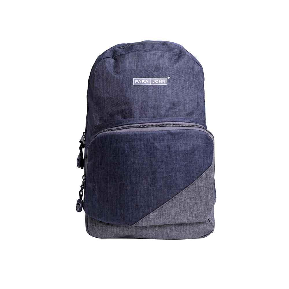 PARA JOHN Kids School Rucksack Bag, Backpack for School, 18 L- PJSB6051A18-Blue