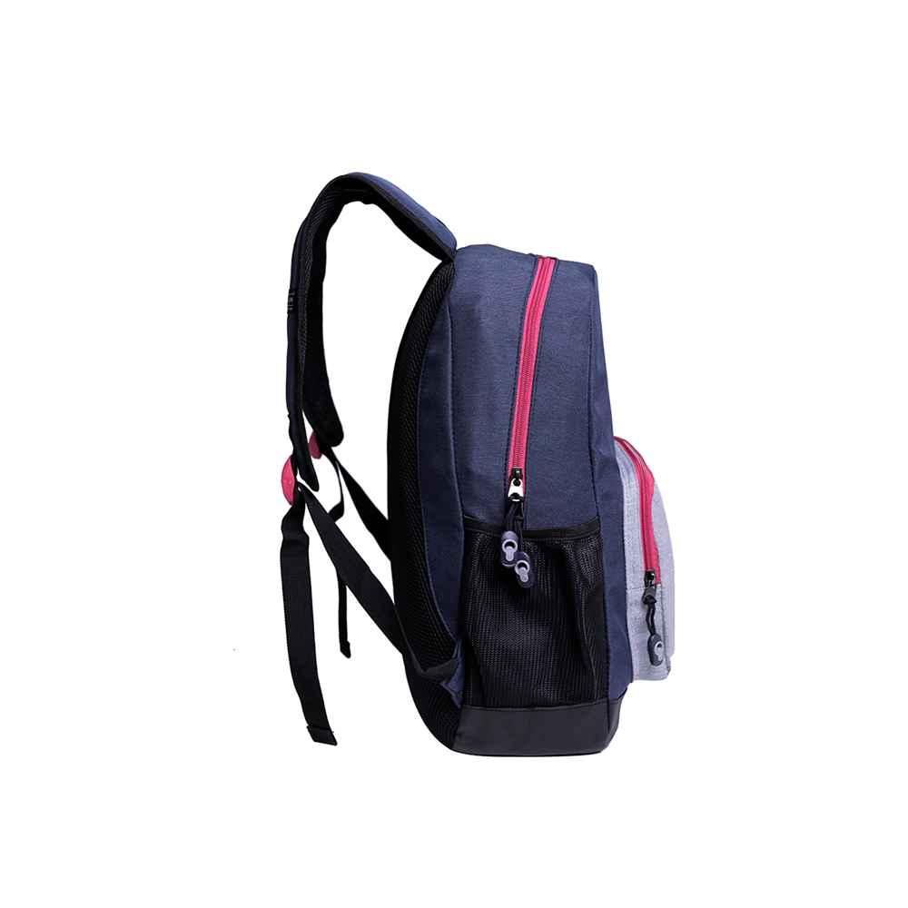 PARA JOHN Kids School Rucksack Bag, Backpack for School, 18 L- PJSB6052A18-Blue
