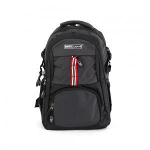 PARA JOHN Backpack for School, Travel & Work, 20''- PJSB6015A20-Grey