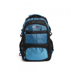 PARA JOHN Backpack for School, Travel & Work, 20''- PJSB6016A20-Blue