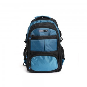 PARA JOHN Backpack for School, Travel & Work, 22''- PJSB6016A22-Blue