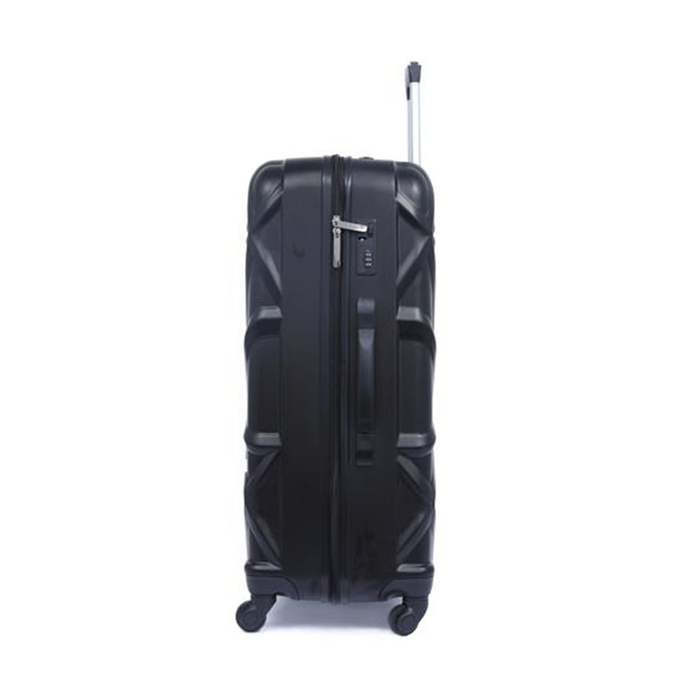Parajohn PJTR3126 Matrix Luggage Trolley, Black 20 Inch