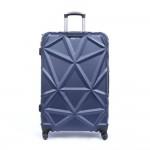 Parajohn PJTR3126 Matrix Luggage Trolley, Navy 20 Inch