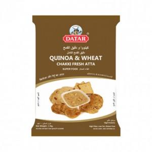Datar Quinoa & Wheat C. Fresh Atta