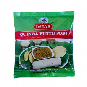 Datar Quinoa Puttu Podi