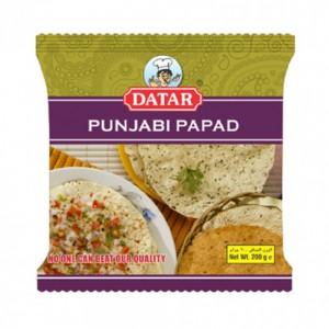 Datar Punjabi Papad