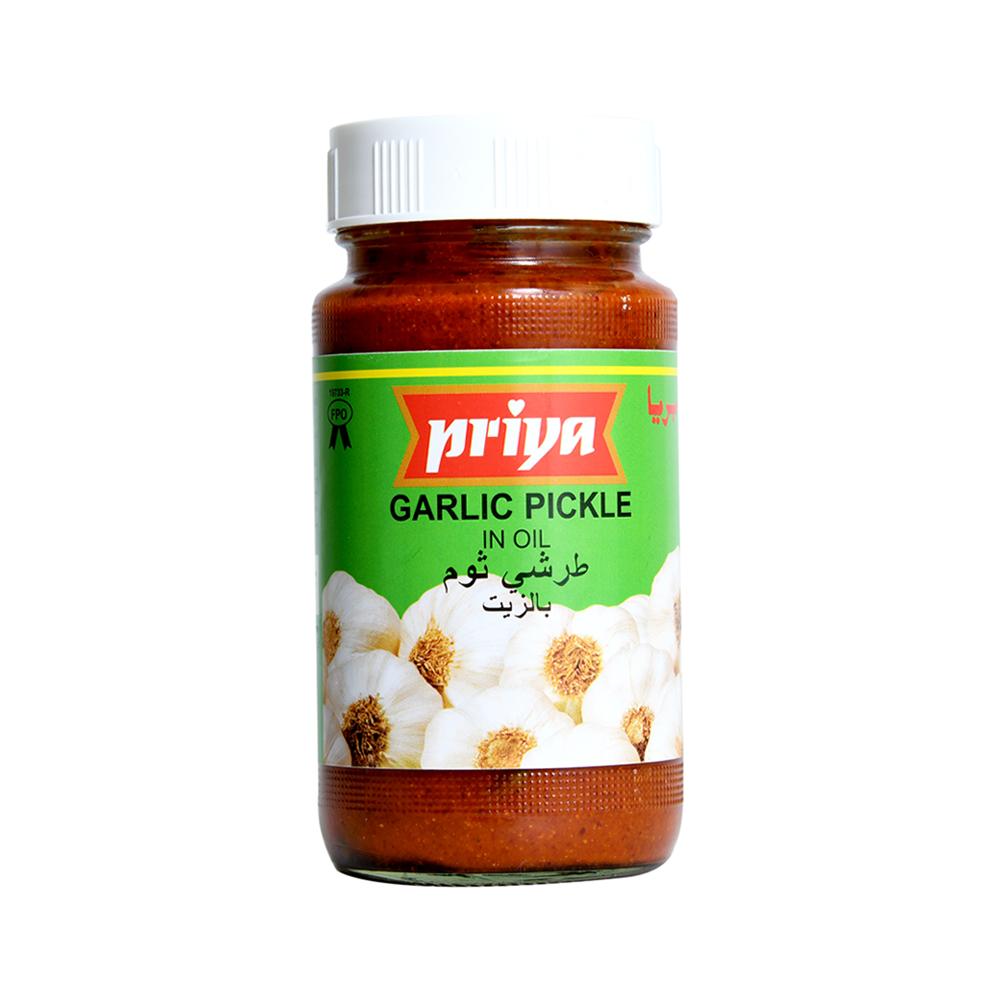 Priya Garlic Pickle In Oil