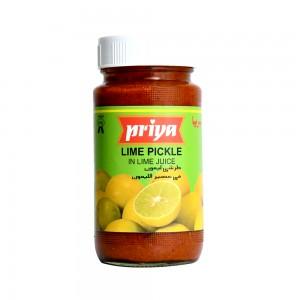 Priya Lime Pickle In Lime Juice
