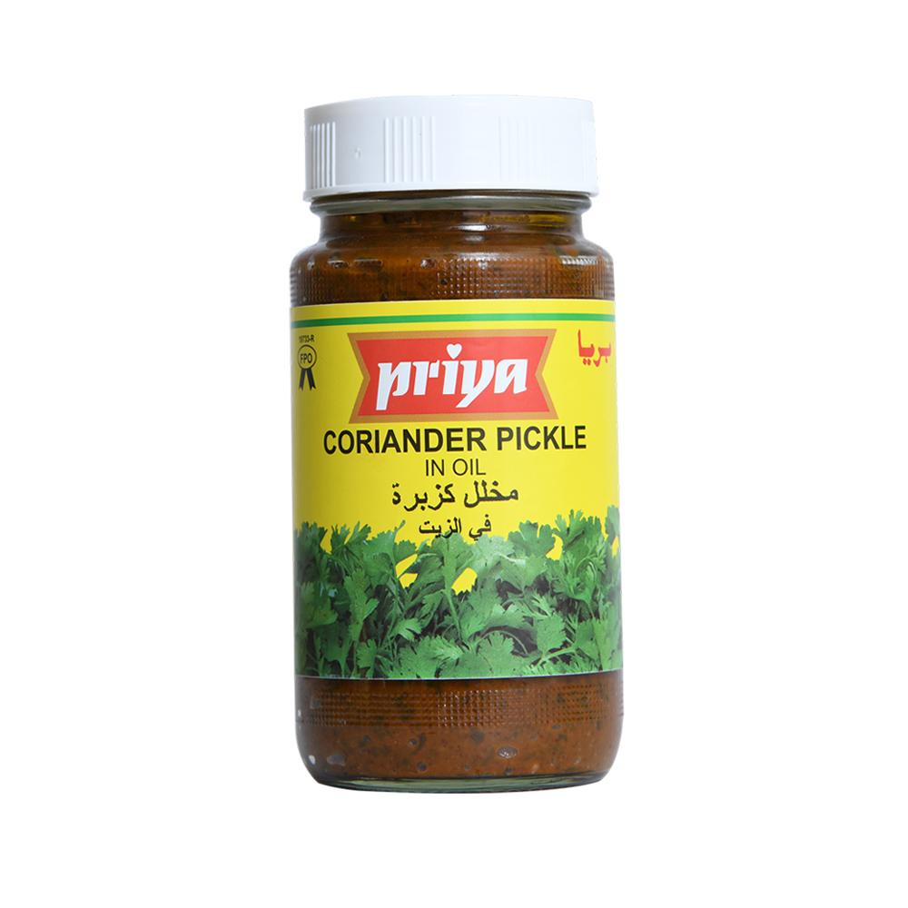 Priya Coriander Pickle In Oil