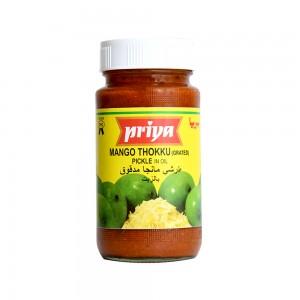 Priya Mango Thokku Pickle In Oil