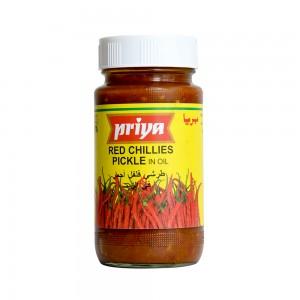 Priya Red Chilli Pickle In Oil
