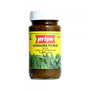 Priya Gongura Pickle In Oil