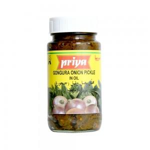 Priya Gongura Onion Pickle In Oil