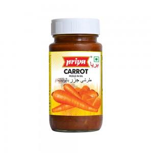 Priya Carrot Pickle In Oil