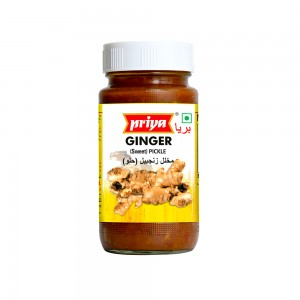 Priya Sweet Ginger Pickle In Oil