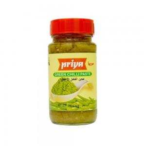 Priya Green Chilli Paste