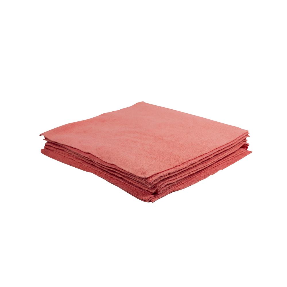 Eudorex Microtex Dura Cloth-Red