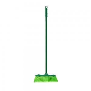 Eudorex Scopa Colour Pro Green Broom With Handle