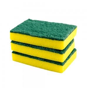 Eudorex Tris Spugna Sponges