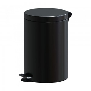 Alda Stainless Steel 12L Freedom Fresh Round Pedal Bin With Soft Close-SOFTF612A