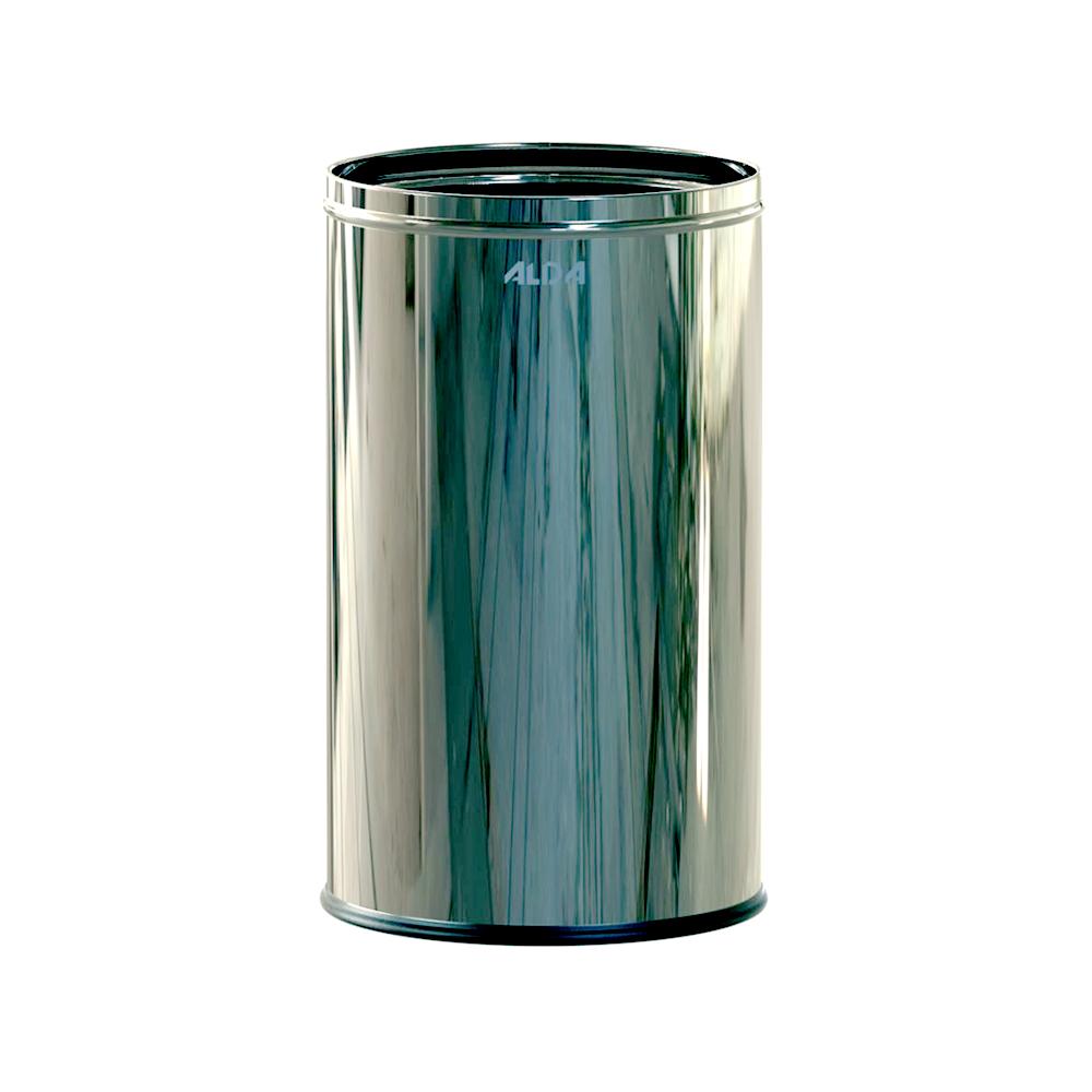 Alda Stainless Steel Alda Room Basket 18L-608