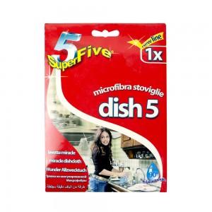 Super-5 Dish-5 Miracle Dish Cloth