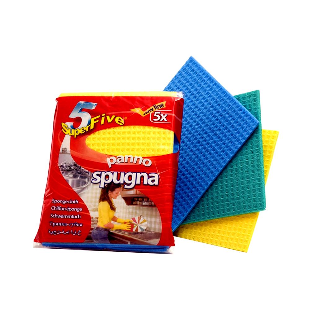 Super 5 Sponge Cloth